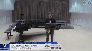 Xavier Tapia Zalaieta – Etude Ferling 13