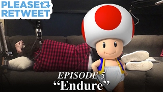 Nintendo Retweeted Allegra and Now They Will Retweet the Picture of Toad — PLEASE RETWEET, Episode 5