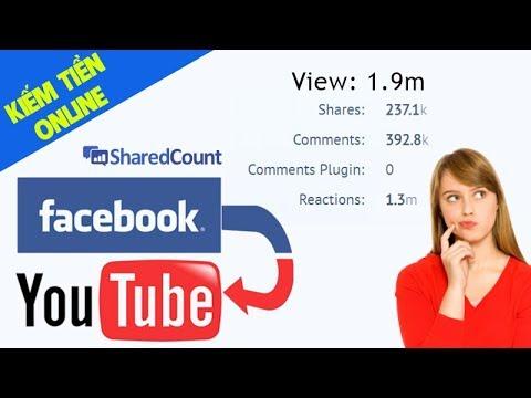 Cách Tăng View Youtube Nhanh Và Hiệu Quả Bằng Facebook