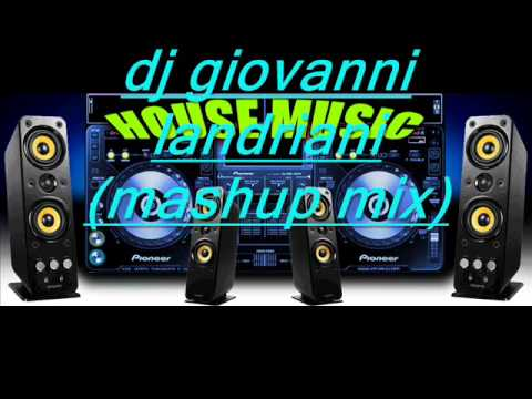 Shakira ft Pitbull ft Victor Ark ft Dya feat  (Constantin_Stephan F)_(Dj Landrux mashup mix)
