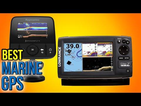 8 Best Marine GPS 2016