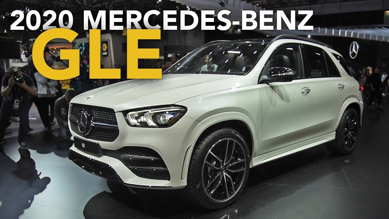 Paris Auto Show 2020.2020 Mercedes Benz Gle First Look 2018 Paris Motor Show