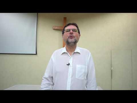 Pr. Luiz Bollmann - São Marcos - Aviso