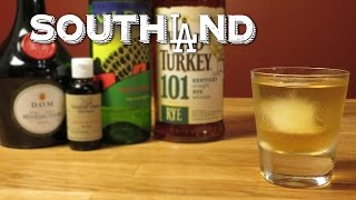Southland - an Original Cocktail Inspired by Los Angeles