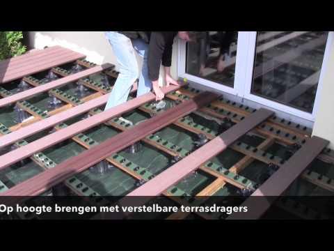 Clip JuAn | houten vlondersysteem voor hoveniers en aannemers