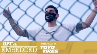 UFC 251 Embedded: Vlog Series - Episode 4