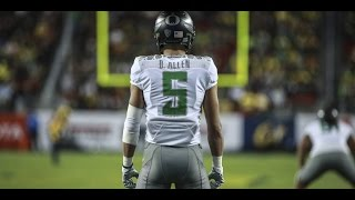 Oregon WR Devon Allen 2014 Highlights