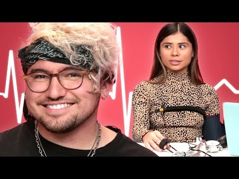 Is JC Caylen a Good Kisser?! | Detected w/ JC and Chelsey