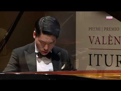 Saeyoon Chon semi final from Itrubi International Piano Competition