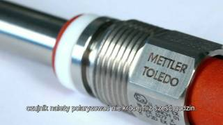 Pomiar tlenu w fazie gazowej - konserwacja czujników ISM cz.1