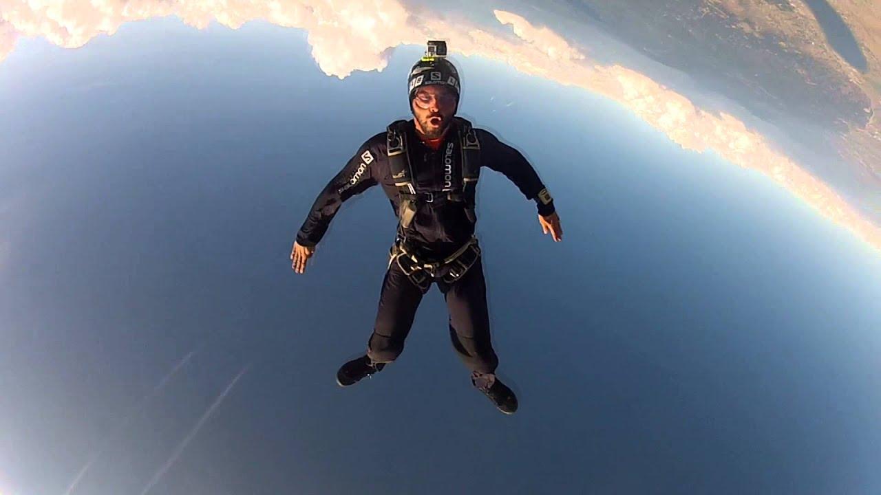 Vernon B C  Freefly Okanagan Skydive
