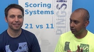 PingPod #38 - The Best Table Tennis Scoring System