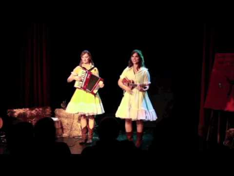 "Reformed Whores perform ""Drunk Dial"" at Ars Nova"