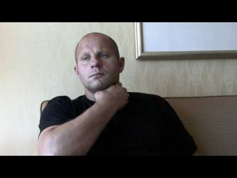 Exclusive Fedor Emelianenko Interview
