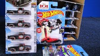 2018 Q USA What is going on here? Hot Wheels Case Unboxing