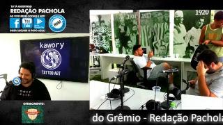 ANDRÉ NO SANTOS E GAUCHÃO NO FINAL DE SEMANA - PART. FABRÍCIO NEVES CORRÊA - REDAÇÃO PACHOLA 18.01