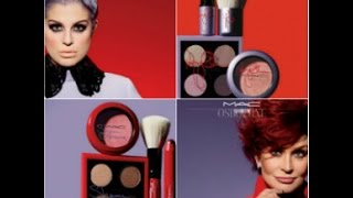 HAUL-REVIEW COLECCION MAC KELLY AND SHARON OSBOURNE