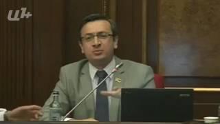 ԱԺ-ում հիշեցին Խորխոռունուն, Մհերյանին. կառավարության ծրագիրն ընդունվեց