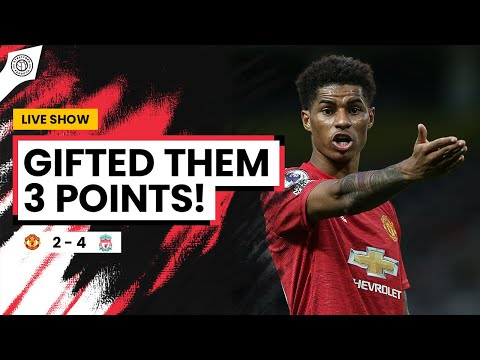 Gifted Liverpool 3 Points, Shambles! | Man United 2-4 Liverpool | Review