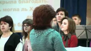 Хор Церкви - Аллилуйя.avi