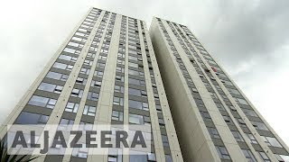 UK: Dozens of London towers fail safety tests