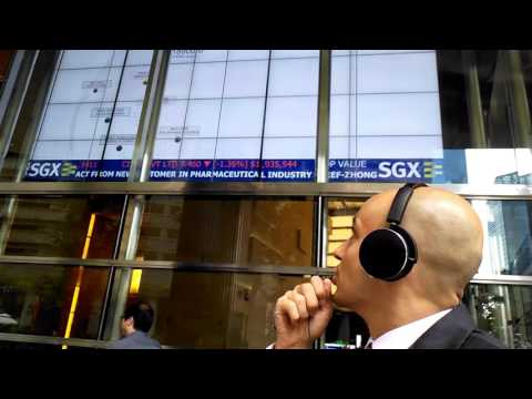 Accessing Asian stock market indices and currencies through SGX futures