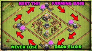 Best Th11 Farming Base 2018 | Never get looted | Clash of Clans