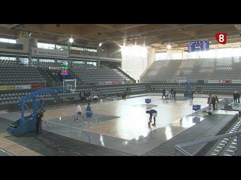 Asi es el nuevo Pabellón Municipal de Palencia