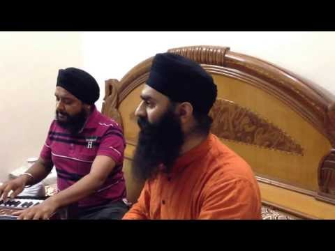 RASNA | Practice Session | Bhai Gagandeep Singh (Sri Ganga Nagar Wale) | Gurbani | Kirtan