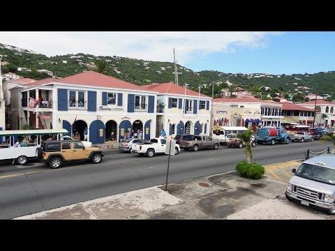 St. Thomas (US Virgin Islands) - Charlotte Amalie (with Crown Princess)