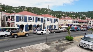 St. Thomas (US Virgin Islands) - Charlotte Amalie (with Crown Princess)