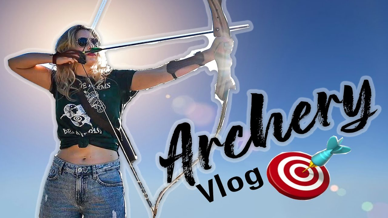 Day in the Life of an Archer 🏹 Vlog