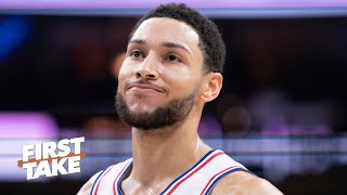 Is Ben Simmons the best player left off of First Take's Primetime Players list?