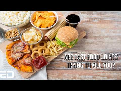 Are Fast Food Joints Trying To Kill You?