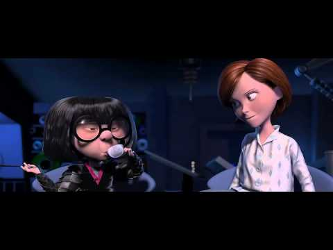 The Incredibles Family Suits Scene Youtube