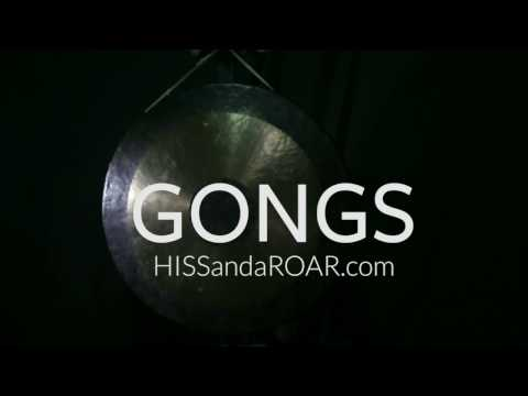 GONGS Sound Library