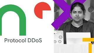 DDoS Defense and Application Protection with Cloud Armor, GCP Security, and ML (Cloud Next '18)
