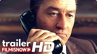 THE IRISHMAN Teaser Trailer (2019) | Robert De Niro, Martin Scorsese Netflix Movie