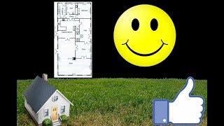 Roblox | Bloxburg | EP1 (makes a house)