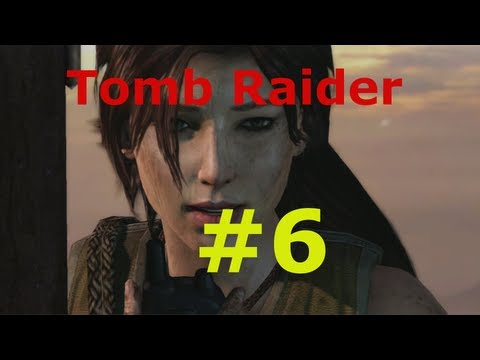 Tomb Raider Walkthrough: Cry for Help - Radio Tower Distress Signal (Part 6)