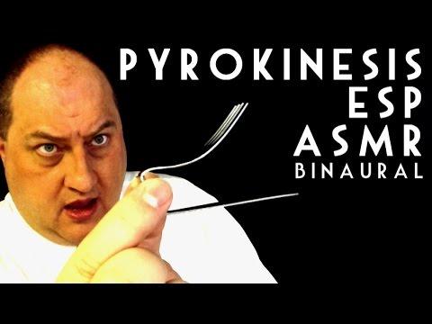 ESP PyroKinesis Binaural ASMR