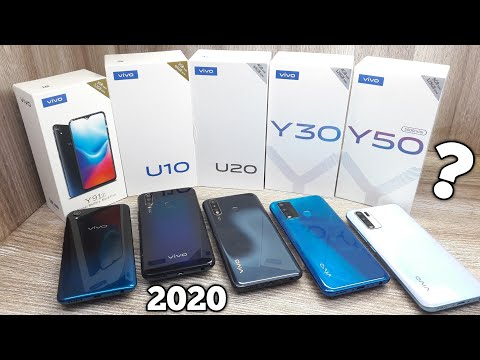 The Best Vivo Mobile - July 2020