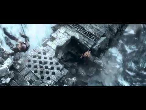 Legolas' Bridge Run In Realtime - YouTube