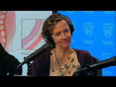 Irritable bowel syndrome: Mayo Clinic Radio
