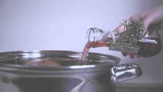 Cranberry Mulled Cider