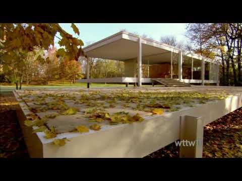 Mies van der Rohe's Farnsworth House (2 of 3)