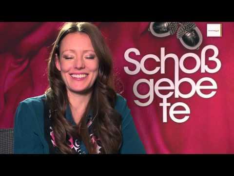 Lavinia Wilson im Interview zu SCHOßGEBETE streaming vf
