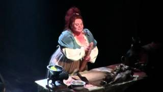 RIFF OF THE DAY: Keala Settle Takes It Up the Octave in