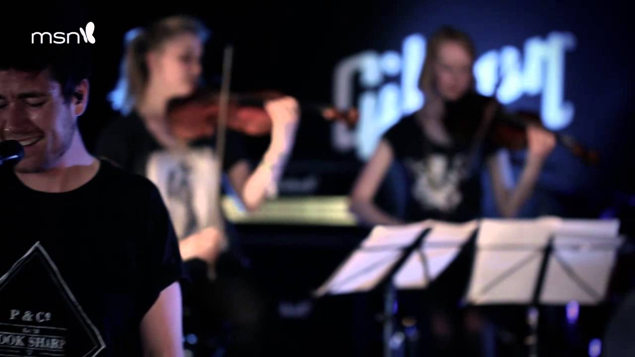 Download Something Sessions: Bastille - Things We Lost in the Fire (live on MSN)