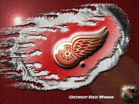 Detroit Red Wings Goal Song